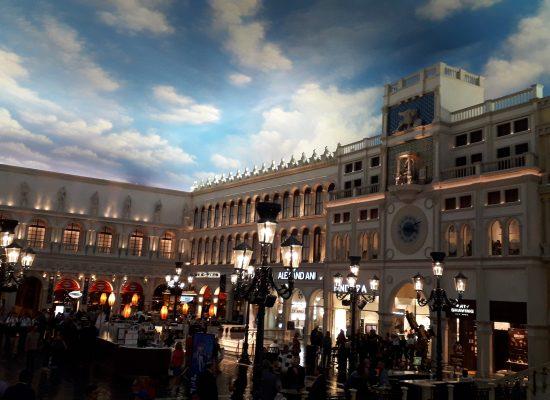 intérieur du Venetia