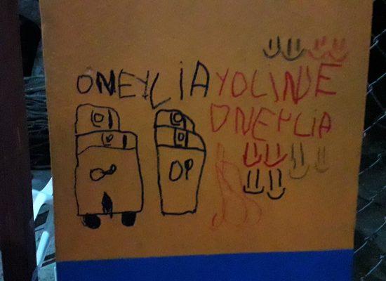 maison à roulettes d'Oneylia !